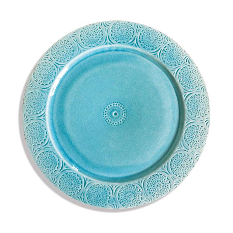 Ståmp Dinner plate 水色
