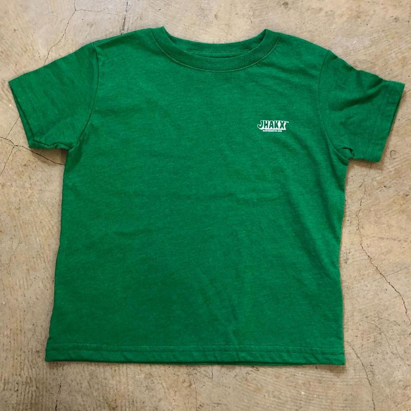 JHAKX KIDS T-shirts (Vintage Green