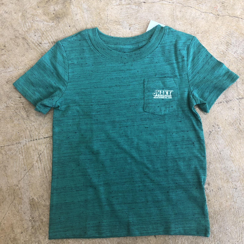 JHAKX KIDS poket t-shirts