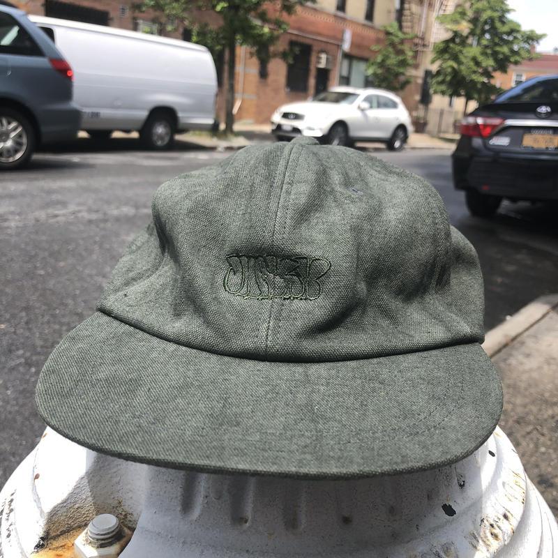 Dye Hemp Hat (Green