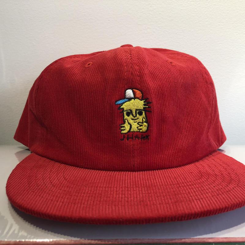 JHAKX Cap (RED