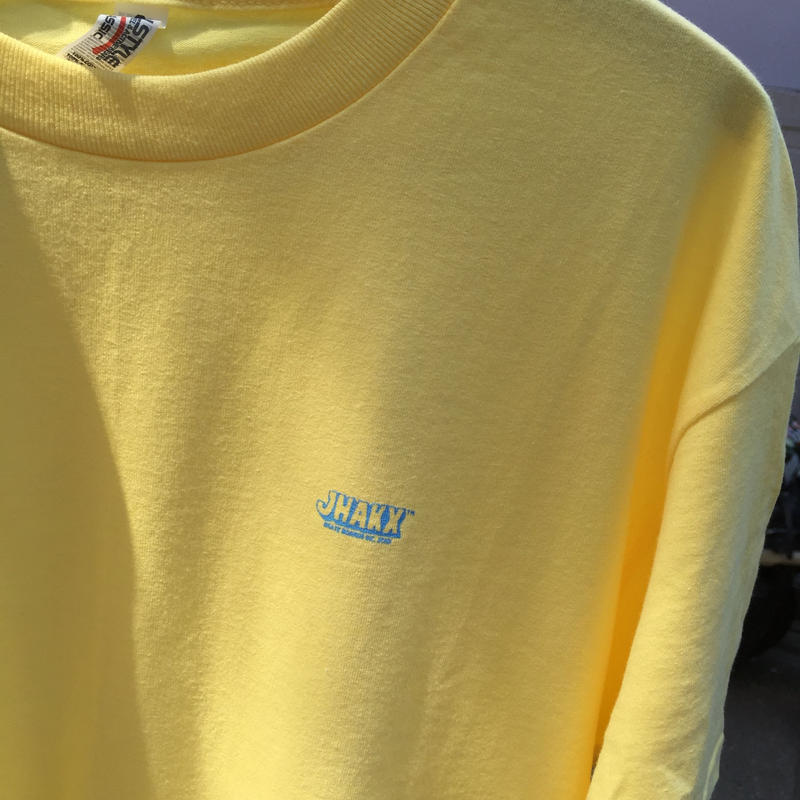 "Late Summer tee ""Banana"""