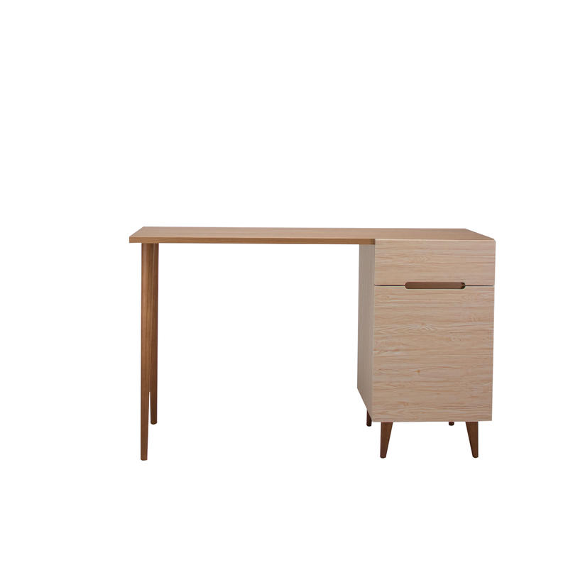 FLAMINGO DESK 1200 LIVINGBORD BROWN