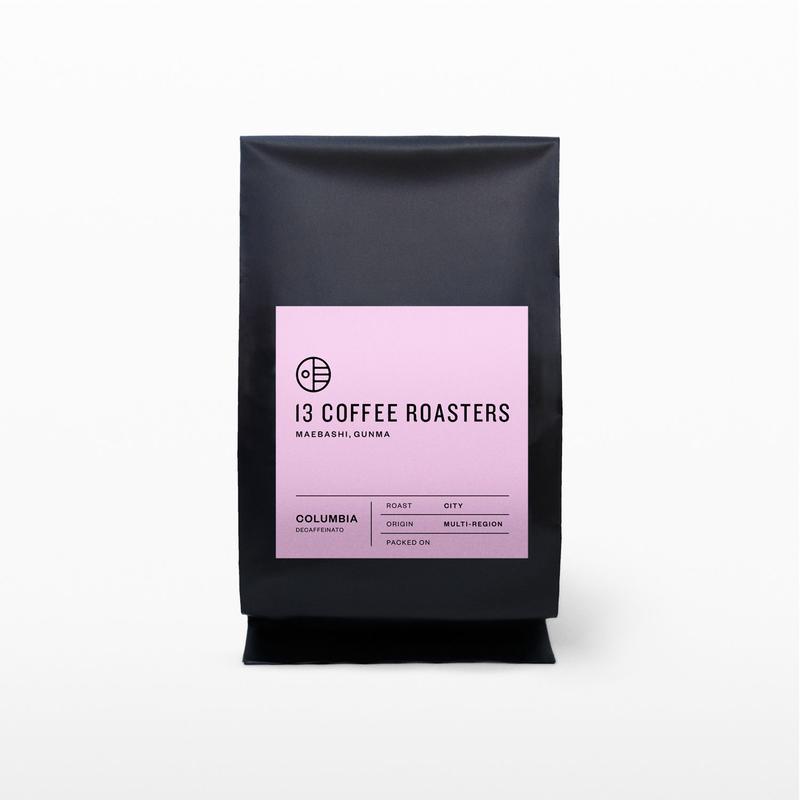 【コロンビア】カフェインレス スプレモ 100g