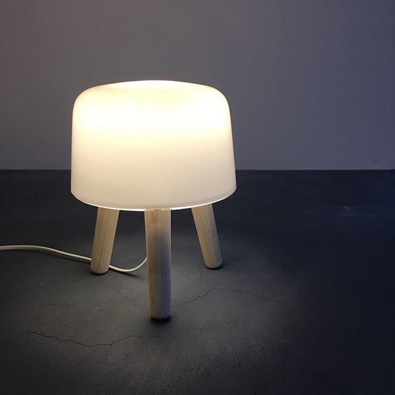 【照明】北欧の優しい灯りのフロア&テーブルランプ(milk|ミルク)