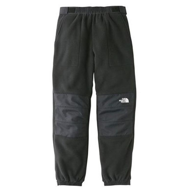 THE NORTH FACE DENALI SLIP-ON PANTS BLACK