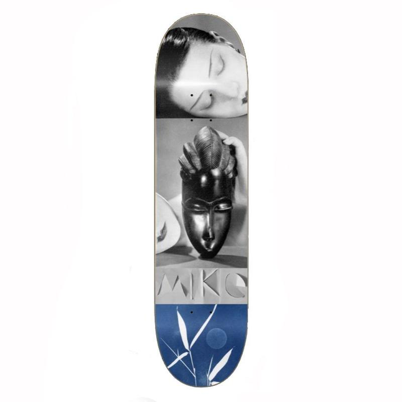 ISLE SKATEBOARDS MIKE ARNOLD RAYOGRAPH DECK 8.125inch