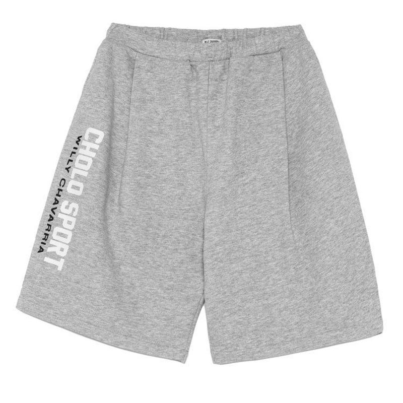WILLY CHAVARRIA CHOLO SHORTS GREY