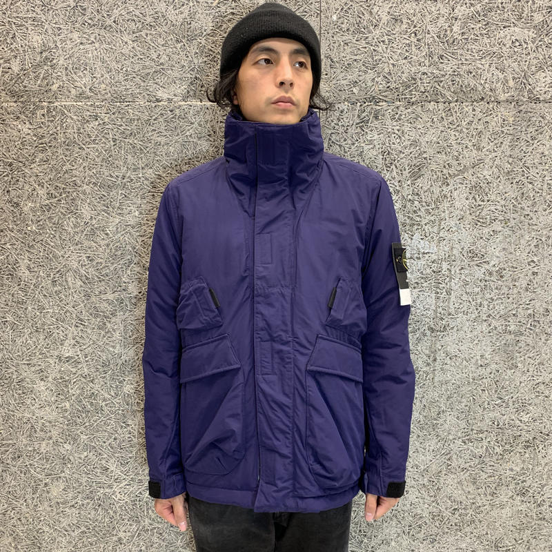 STONE ISLAND  MICRO REPS WITH PRIMALOFT® INSULATION TECHNOLOGY    41726 PURPLE