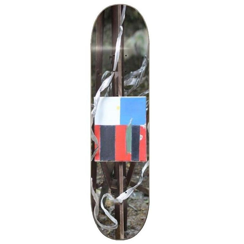 ISLE SKATEBOARDS SYLVAIN TOGNELLI  TED GHAL DECK  8.0INCH