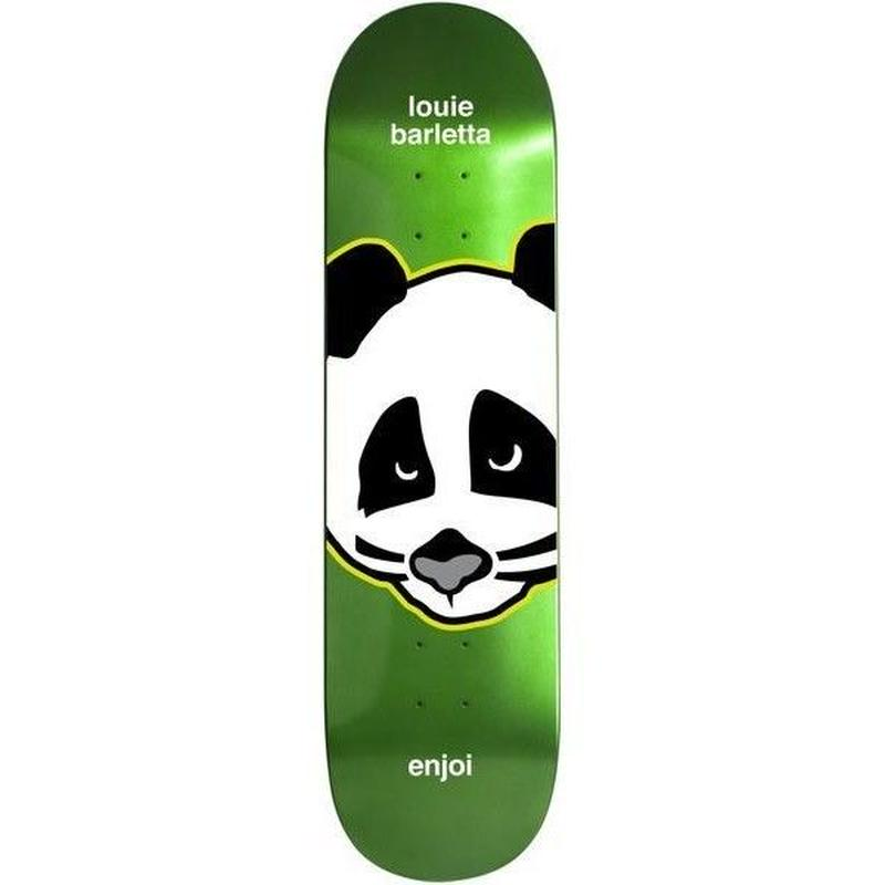 ENJOI LOUIE BARLETTA KISS METALLIC  DECK 7.875
