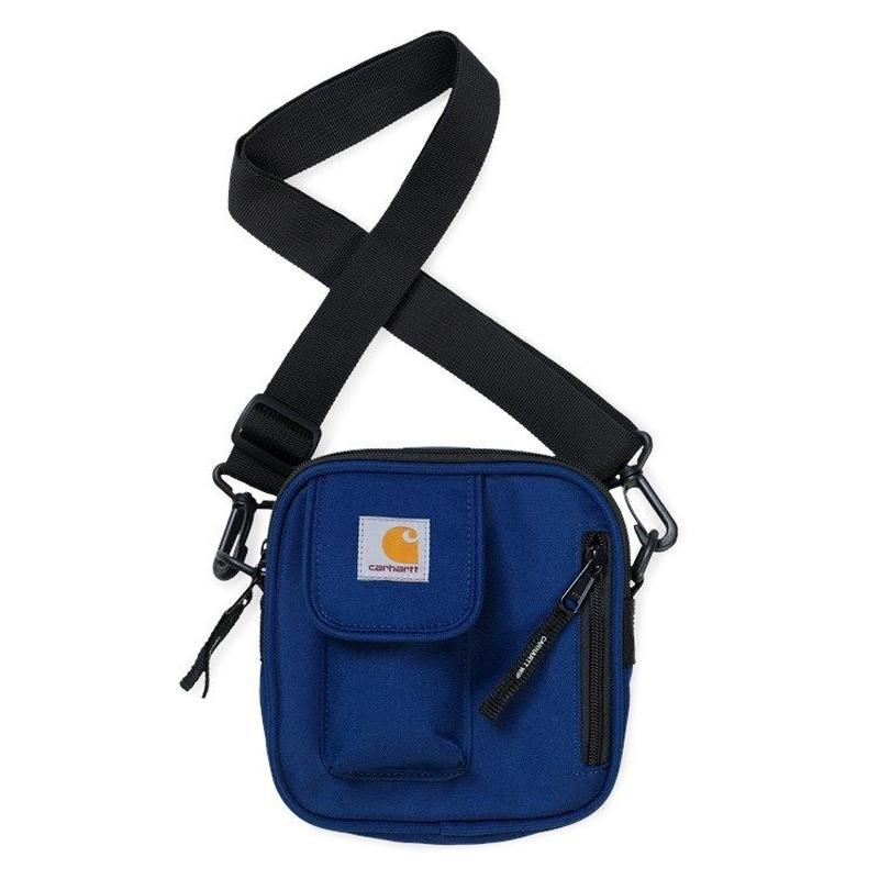 CARHARTT  WIP   ESSENTIALS BAG, SMALL  METRO BLUE