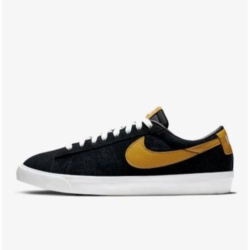 NIKE SB BLAZER LOW GT BLACK/WHEAT-SUMMIT WHITE