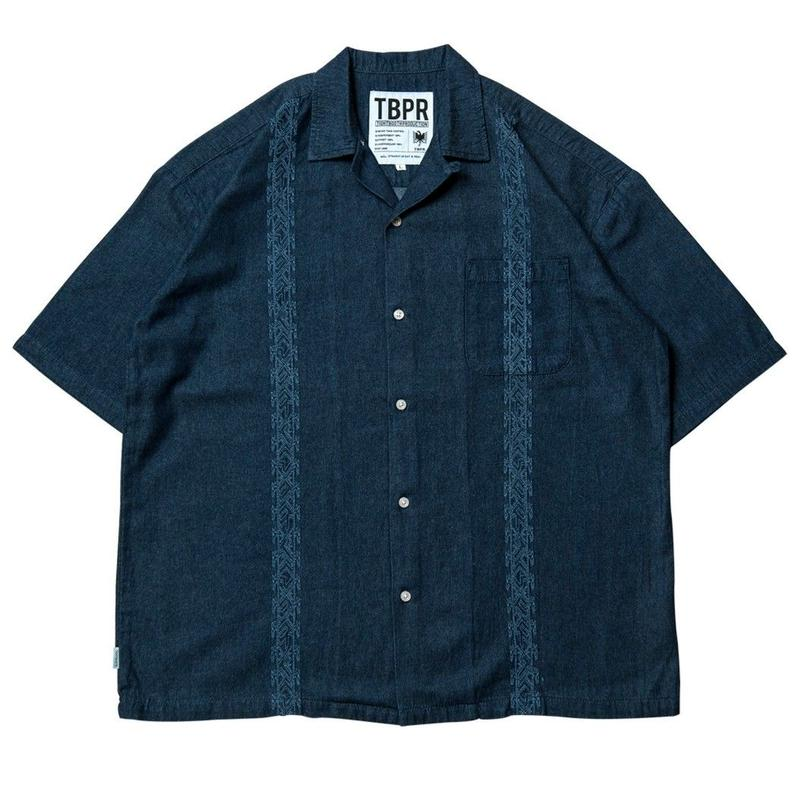 TIGHTBOOTH PRODUCTION ENCORE DENIM SHIRT INDIGO