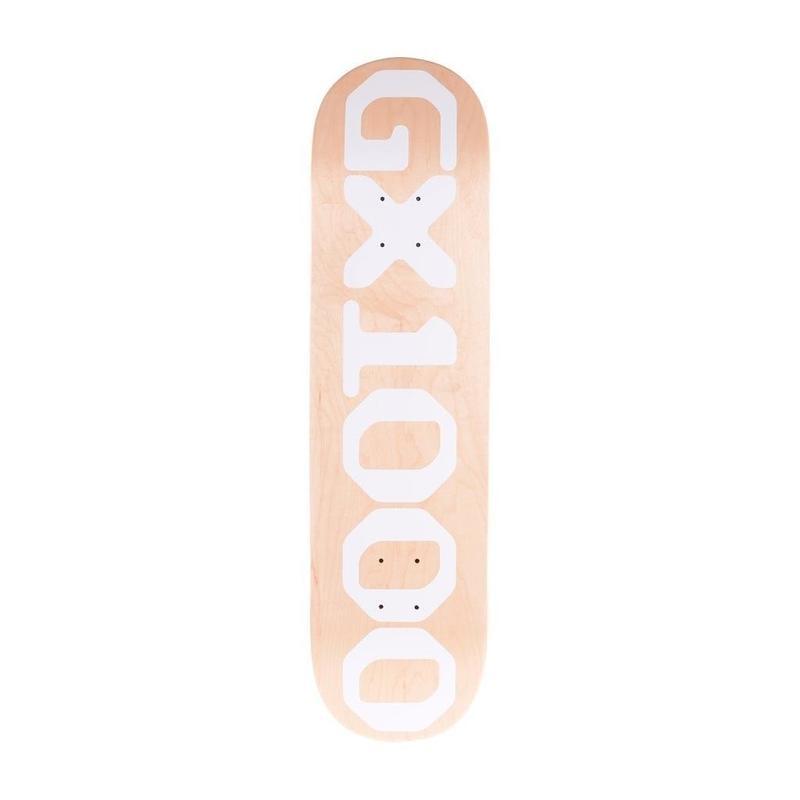GX1000 OG LOGO NATURAL DECK 8.25INCH
