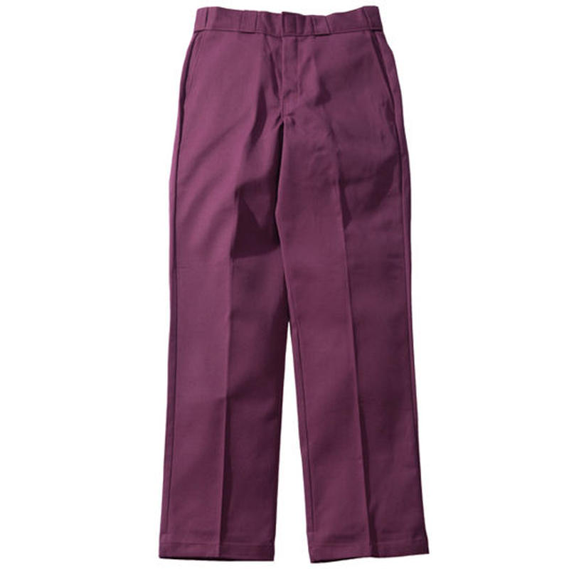 DICKIES 874 WORK PANTS MAROON