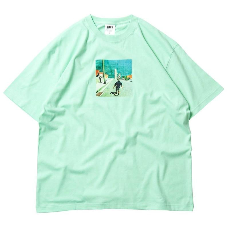 TIGHTBOOTH PRODUCTION GO TO HEVEN TEE MINT
