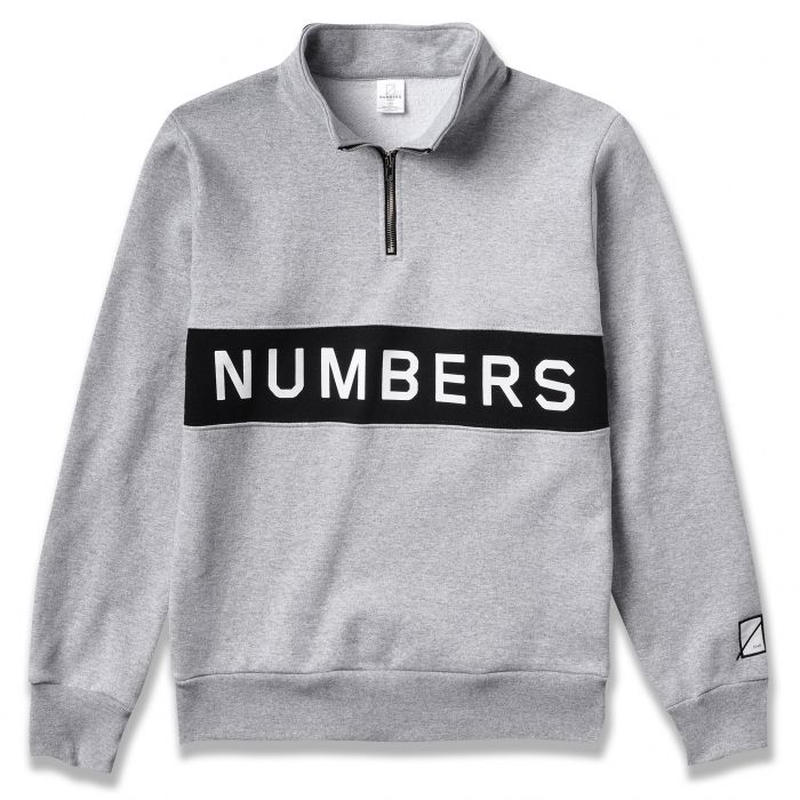 NUMBERS EDITION WORDMARK  FLEECE QUARTER
