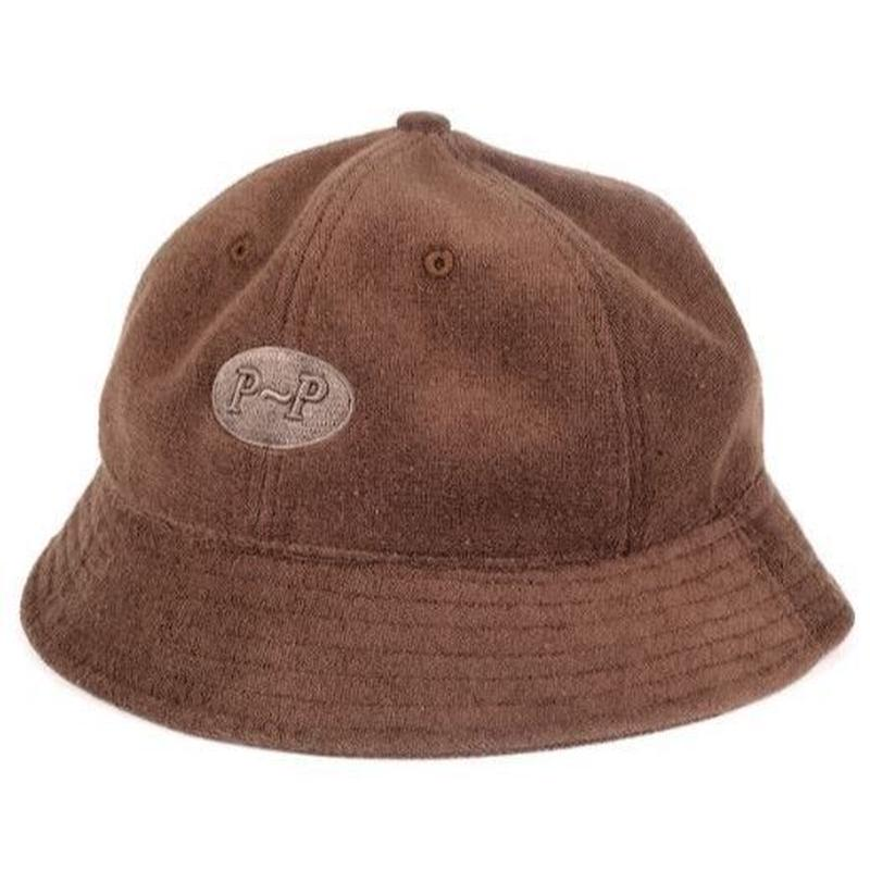 PASS~PORT PIL BUCKET HAT BROWN