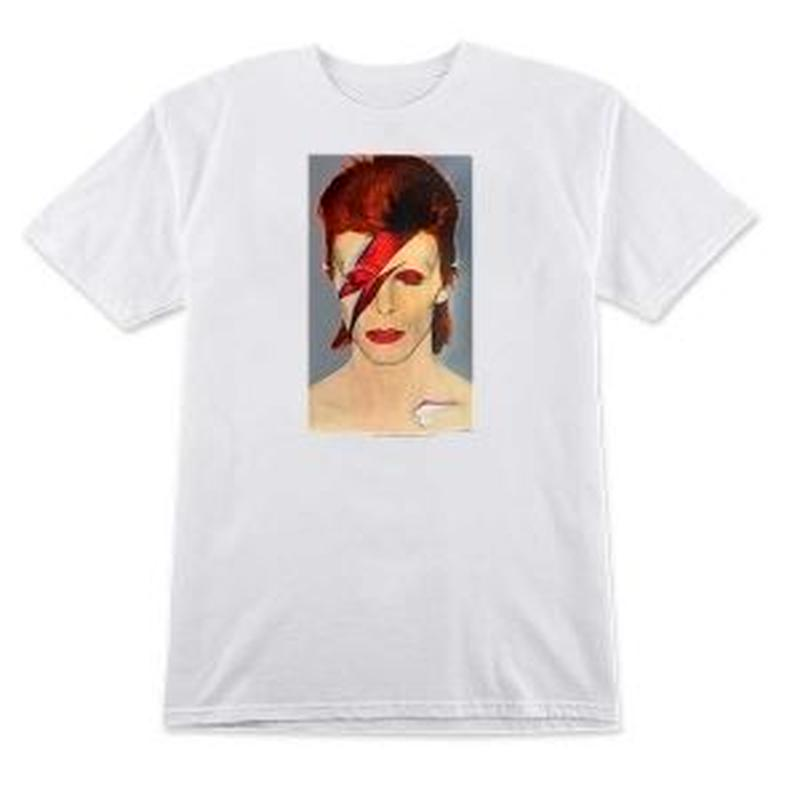 PRIME HERITAGE JASON LEE BOWIE TEE WHITE