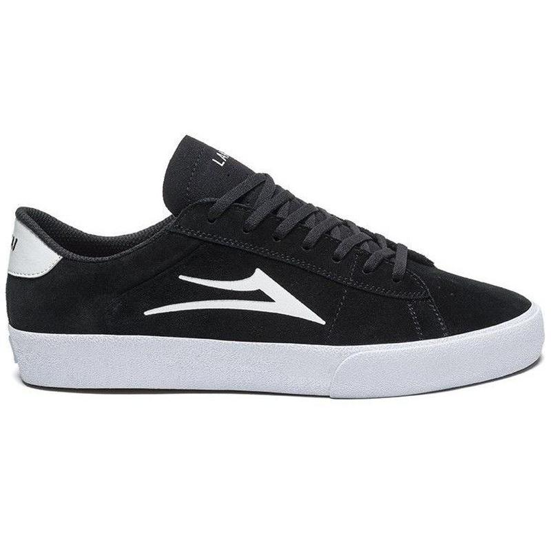 LAKAI NEWPORT BLACK/WHITE