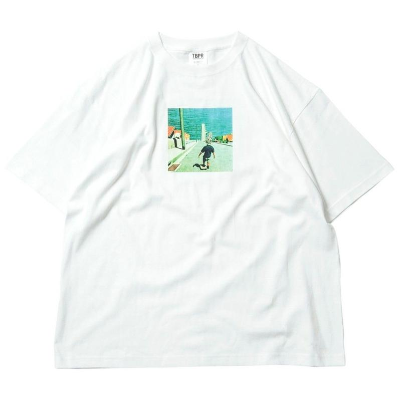 TIGHTBOOTH PRODUCTION GO TO HEVEN TEE WHITE