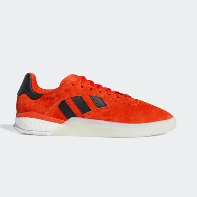 ADIDAS SKATEBOARDING 3ST.004  COLLEGIATE ORANGE / CORE BLACK / CLOUD WHITE