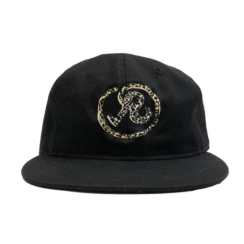 RICHARDOSON LEOPARD GLYPH CAP