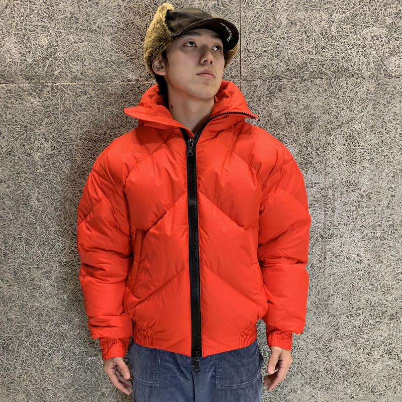 "IENKI IENKI ""Men's Dunlope Jacket"" RED"