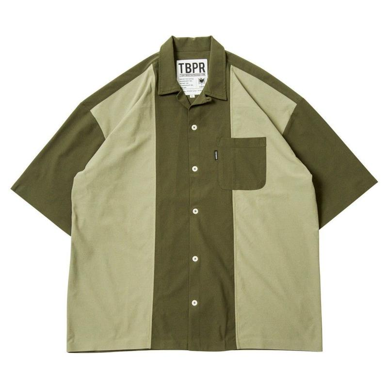 TIGHTBOOTH PRODUCTION DIRTY SHIRT OLIVE