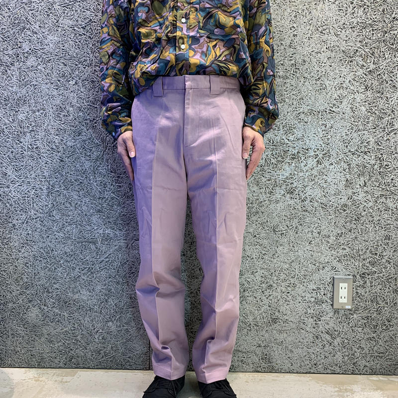 MAIDEN NOIR  WORK TROUSER  LAVENDER