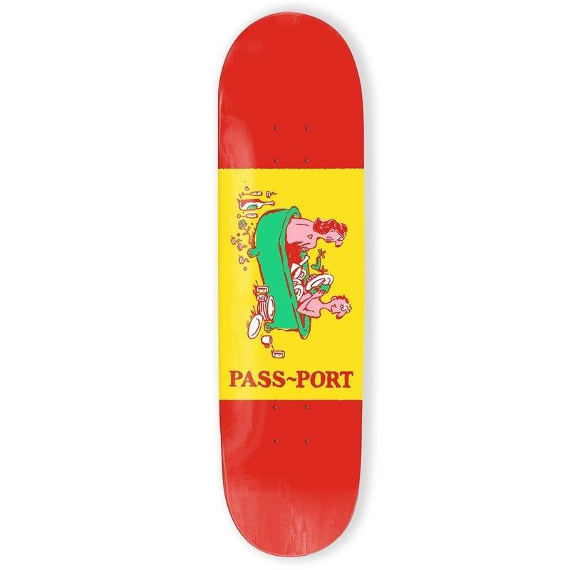 PASS~PORT DISHES DECK 8.0