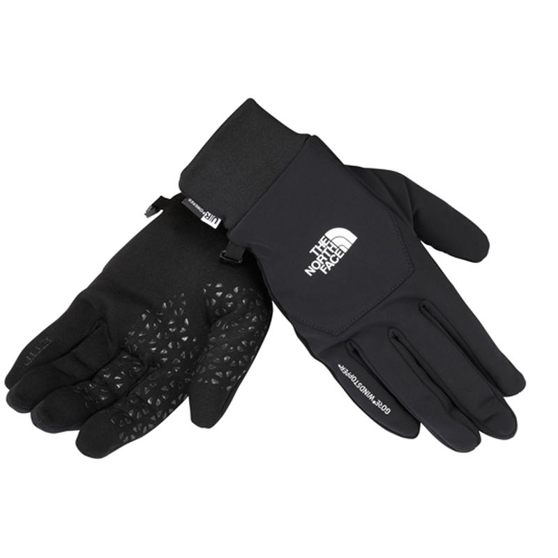 THE NORTH FACE  WINDSTOPPER ETIP GLOVE  K(BLACK)