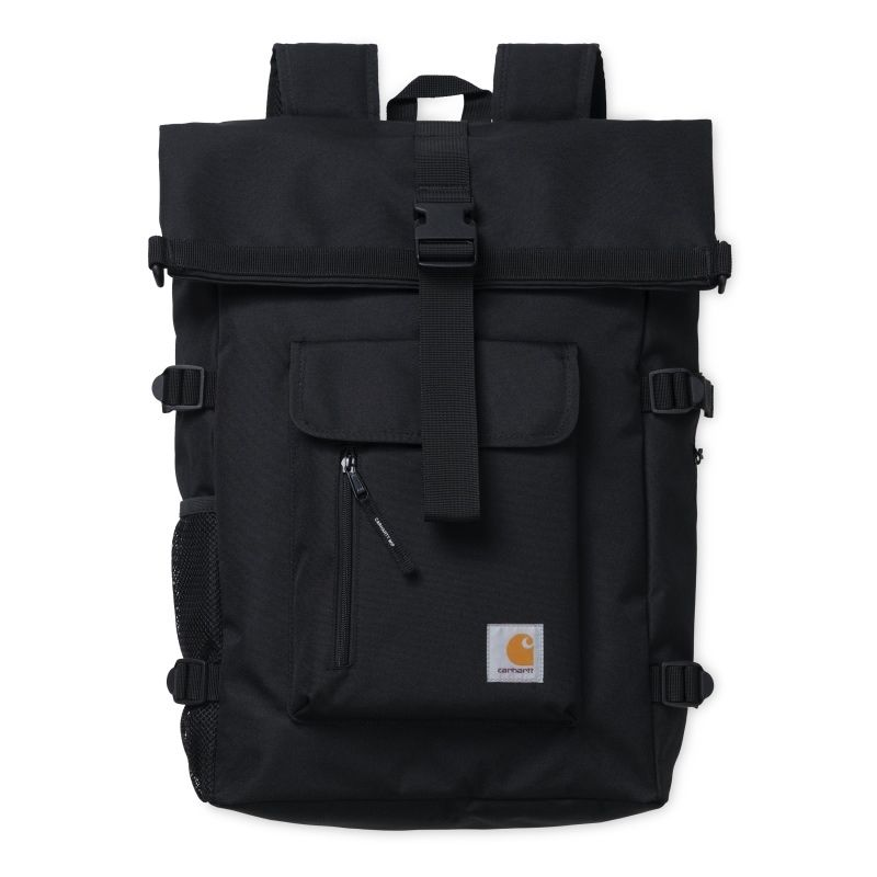 CARAHARTT WIP PHILIS BACKPACK BLACK