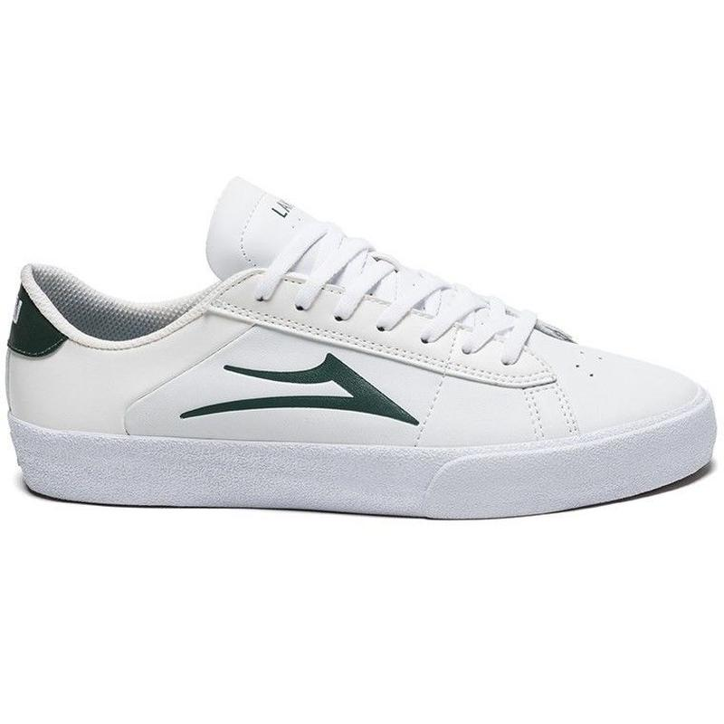 LAKAI NEWPORT WHITE/GREEN