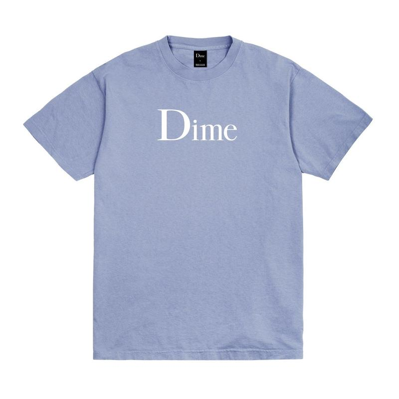 DIME  DIME CLASSIC T-SHIRT LIGHT BLUE