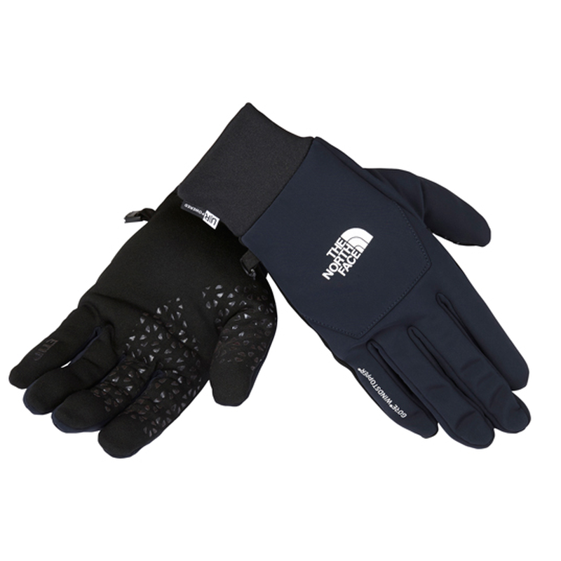 THE NORTH FACE  WINDSTOPPER ETIP GLOVE UN  ( NAVY)