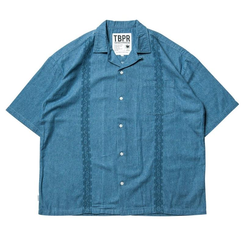TIGHTBOOTH PRODUCTION ENCORE DENIM SHIRT WASH