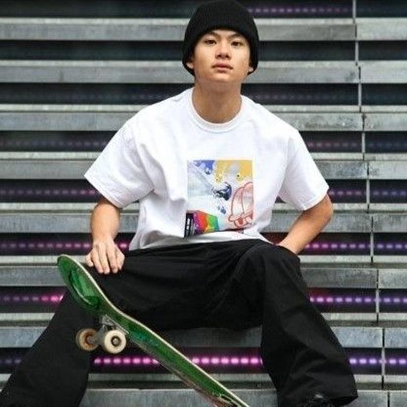 PSCN KAITO PHOTO TEE WHITE
