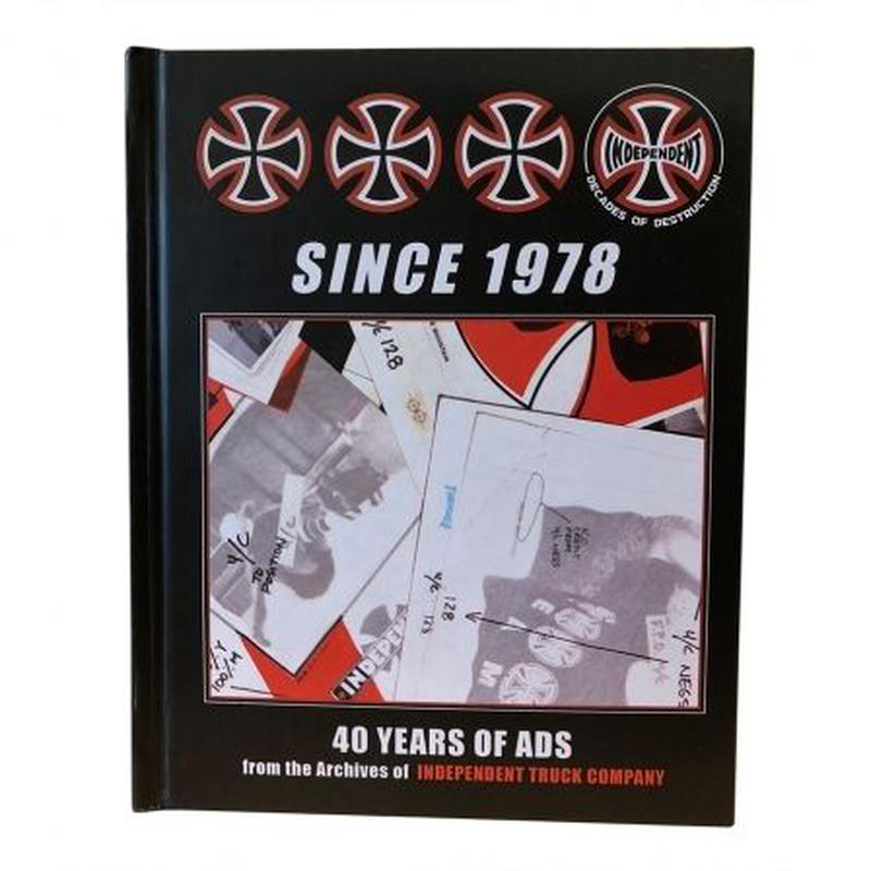 INDEPENDENT SINCE 1978 – 40 YEARS OF ADS BOOK
