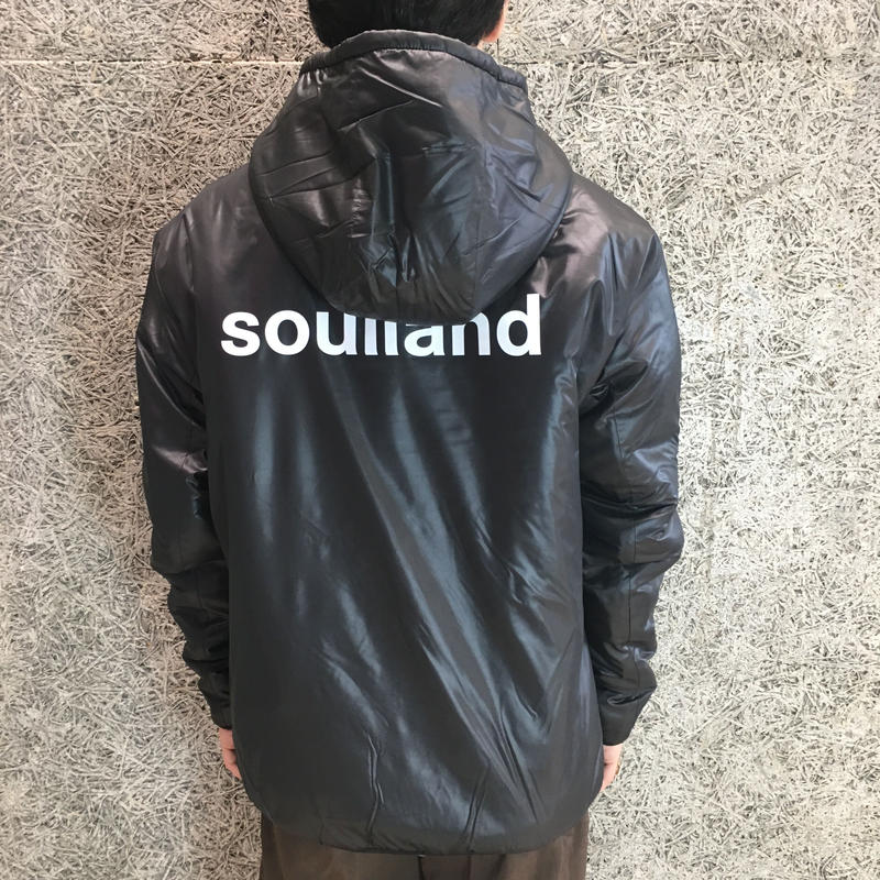 SOULLAND  TRACY JACKET   BLACK