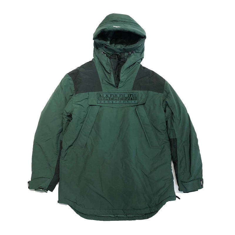 NAPA  BY MARTINE ROSE RAINDOO JACKET GREEN