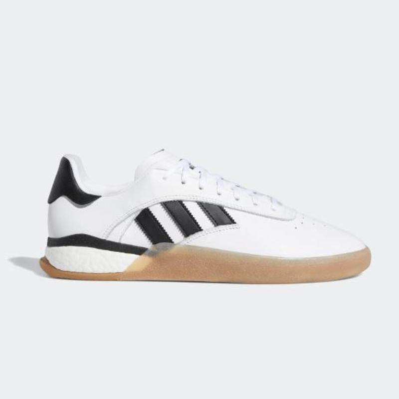 ADIDAS SKATEBOARDING 3ST.004  CLOUD WHITE / CORE BLACK / GUM