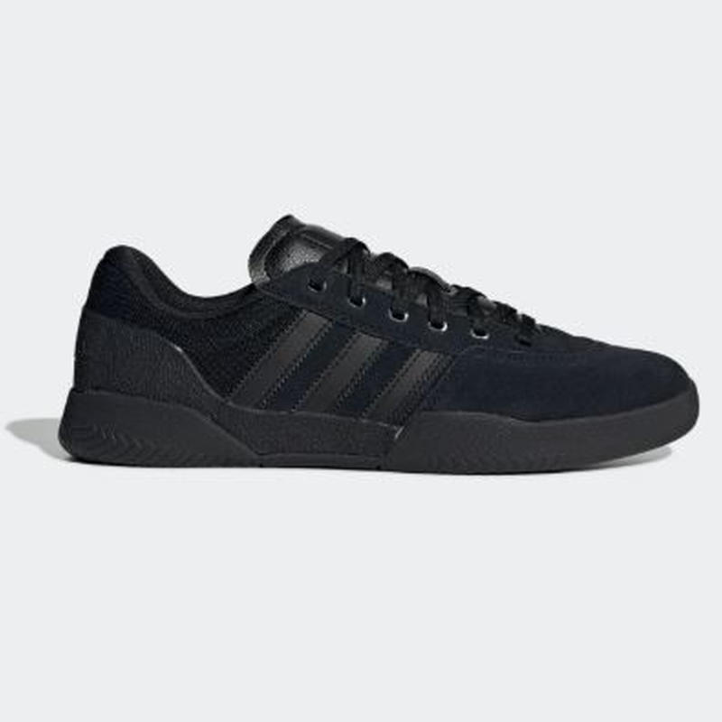 ADIDAS SKATEBOARDING CITY CUP BLACK / BLACK