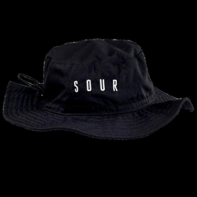 SOUR  ABBE  HAT  BLACK