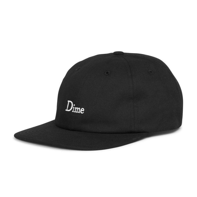 DIME CLASSIC CAP BLACK