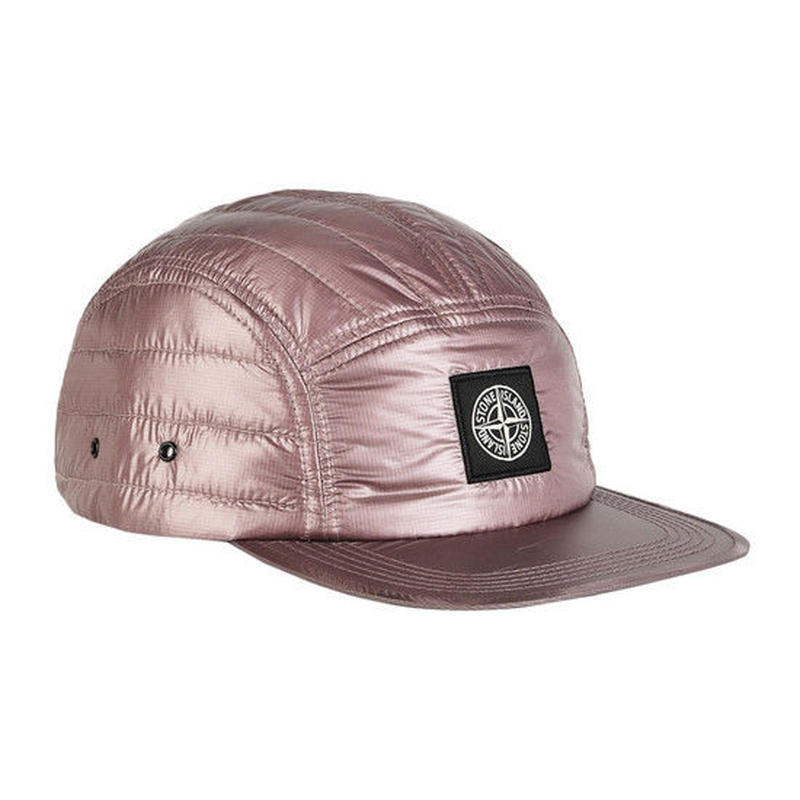 STONE ISLAND PERTEX QUANTUM Y WITH PRIMALOFT® INSULATION TECHNOLOGY CAP PINK