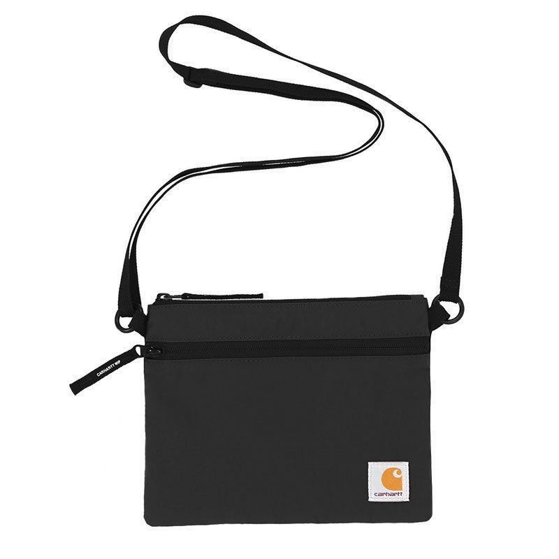 CARHARTT WIP JACOB BAG BLACK