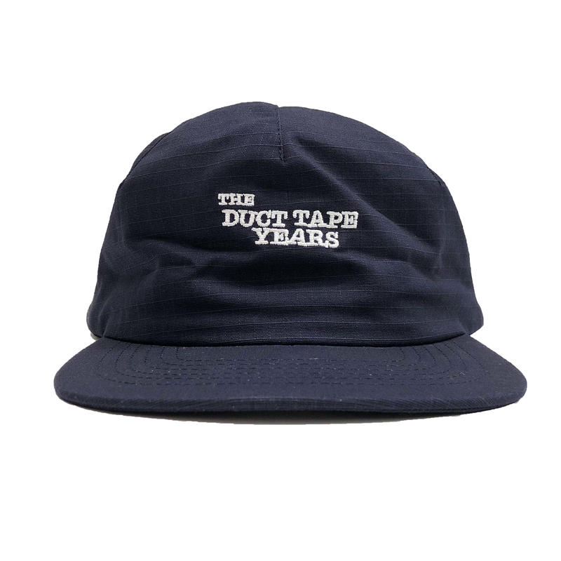THE DUCT TAPE YEARS    CAP  NAVY