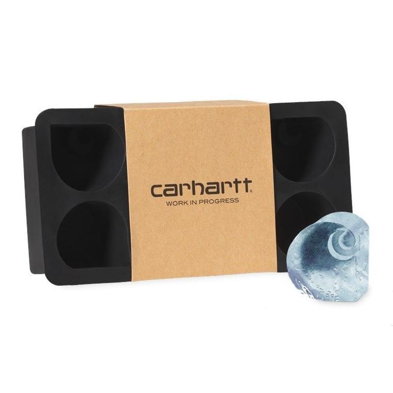 CARHARTT C LOGO ICE CUBE TRAY - Black